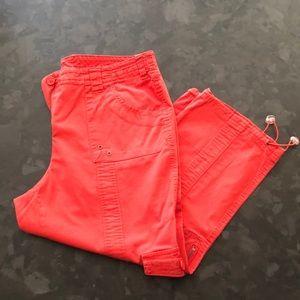 Style&co - Orange Cargo Pants